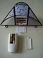 Remote LED wall lamp  1