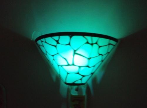 Remote LED wall lamp  5