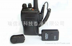 Two-way Radio Bluetooth Adapter/Dongle