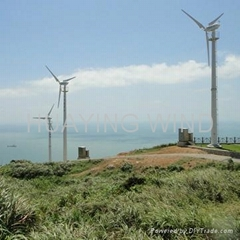 HY-20KW variable pitch wind turbine