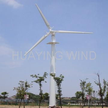 HY-10KW VARIABLE PITCH WIND TURBINE 1