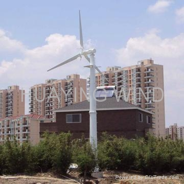 HY-10KW VARIABLE PITCH WIND TURBINE 2