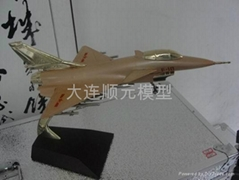 殲10殲擊機模型