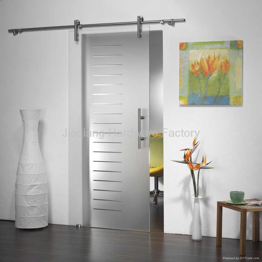Sliding Barn Door Bathroom Privacy: 建築、裝飾 產品 「自助貿易」