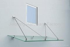 玻璃雨篷配件
