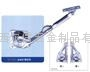 Short round-shaped hydraulic hinge