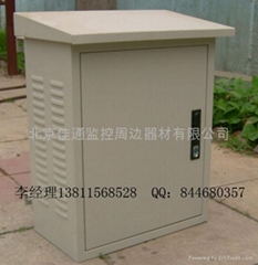 Beijing monitors pole octagonal outdoor incubator custom control rod