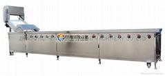 氣泡翻滾式洗菜機 循環水裝置 除虫 消毒殺菌 漂燙功能
