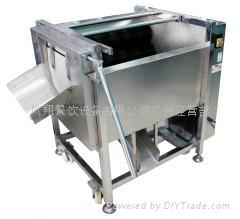 Carrot Potato Washing Peeling machine Manufacturer