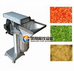 Garlic grinding machine