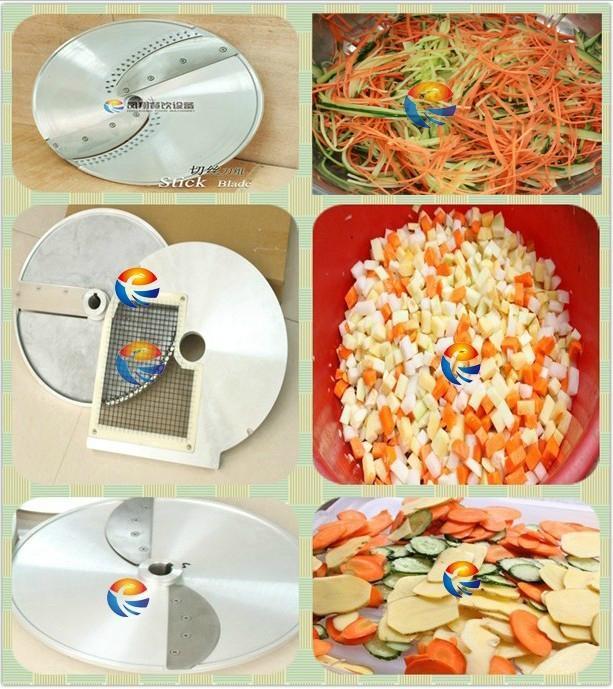 洋芋胡萝卜土豆芋头洋葱切丁切片切丝机 2