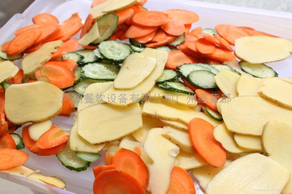 洋芋胡萝卜土豆芋头洋葱切丁切片切丝机 4