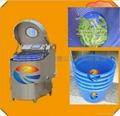 离心式箩筐蔬菜脱水机 转速可调