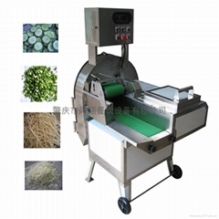 high output cabbage lettuce spinach celery cutting slicing machine