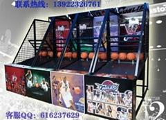 投幣籃球機