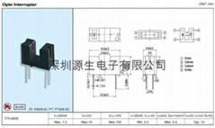 光电开关ITR-9606