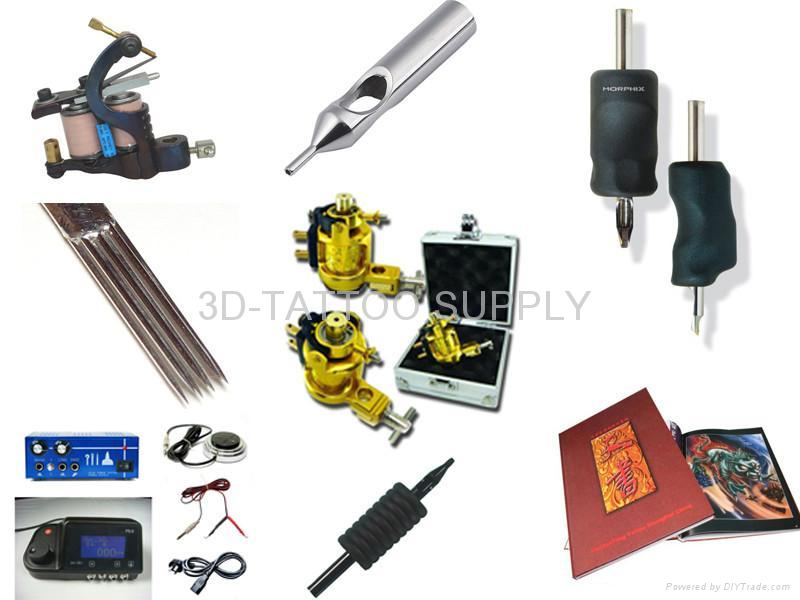 Black Knight Rotary Tattoo Machine – Free Tattoo Box & Grip! 4.99 .00
