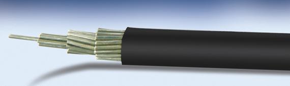架空絕緣電纜 1