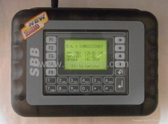 Slica SBB Auto Car Key Programmer latest 2010 v33 version
