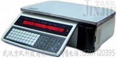 寺冈sm-100标签打印秤