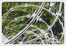 交叉型刀片刺网 螺旋形刀片刺绳