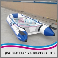 Inflatable boat,rigid boat,rib boat -Lian ya UB380