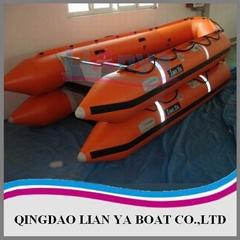 Inflatable boat,rib boat,rigid boat-Lian Ya UB360