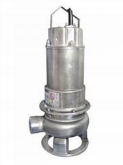 WQP型不锈钢潜水排污泵