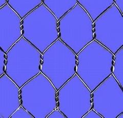 heavy duty galvanized  hexagonal mesh