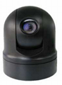Weather-proof Vehicle Speed PTZ Cameras