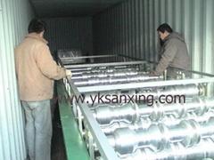 Corrugated Sheet Dual-Purpose Forming Machine