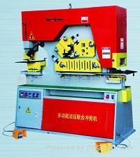 Q35Y Hydraulic Iron workers