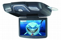 8.5 inch Roof Mount monitor built-in DVD player with TV