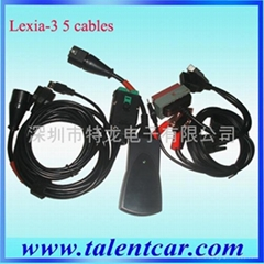 Lexia-3  car Diagnostic Tool for Peugeot Cirtoen (PP2000 v45)
