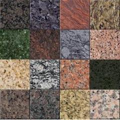 Granite,tiles,step