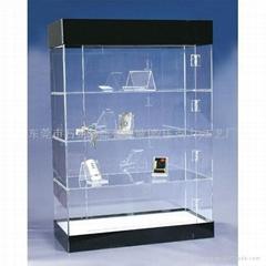 東莞石龍茶山惠州有機玻璃壓克力展示架