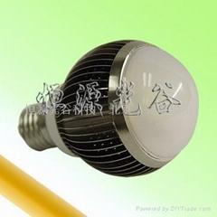 大功率可调光LED球泡灯
