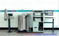 焦炭反應性及反應后強度測定裝置