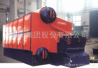 厂家低价SZL系列热水锅炉 1