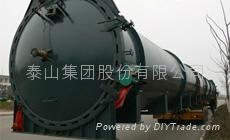 廠家供應蒸壓釜等壓力容器