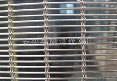 金属窗帘网