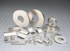 NdFeB Permanent Magnet (Rings)