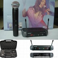 Shure PGX24 BETA58 Beta58A UHF Handheld Wireless Microphone