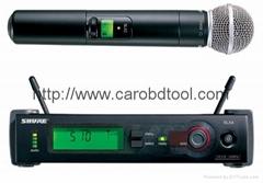 SLX24 Beta 58 UHF Wireless Microphone System Handheld Microphone