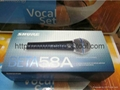 High quality free shipping New Boxed beta 58 A wired vocal microphone  2