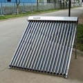 Solar Evacuated Tube Collector