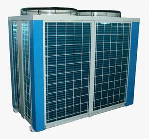 Air To Heat Pump Solar Water Heater 1