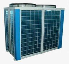 Air To Heat Pump Solar W