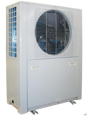 Air To Heat Pump Solar Water Heater 2