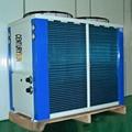 Air To Heat Pump Solar Water Heater 4